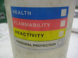 Chemical Inventory System for GADSL