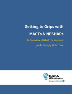 Getting to Grips with MACTs & NESHAPs.