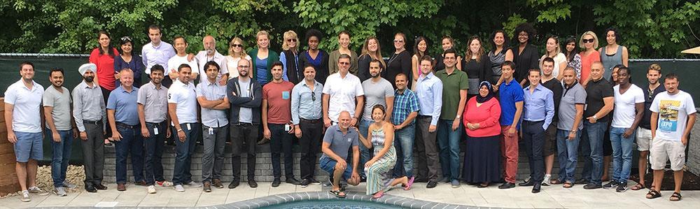 A team photo of ERA Environmental Management.