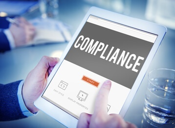 ERA's compliance task management software can track EHS efforts through alerts and automation.