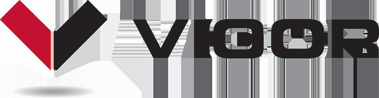 EHS client Vigor Industries logo.