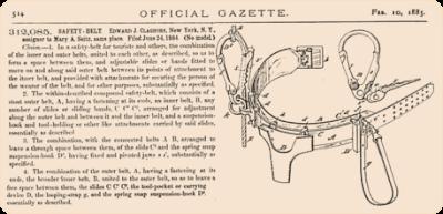 Vintage-safety-seat-belt-ERA-Environmental