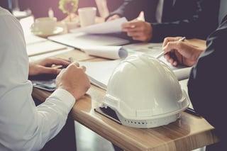risk management white helmet