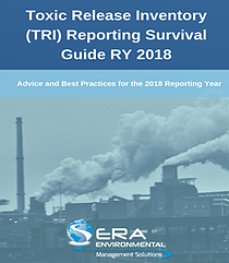 TRI reporting survival guide ERA