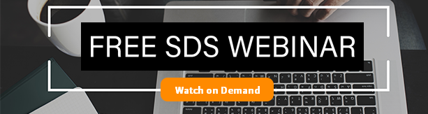 Webinar Registration SDS Authoring Keyboard and Coffee